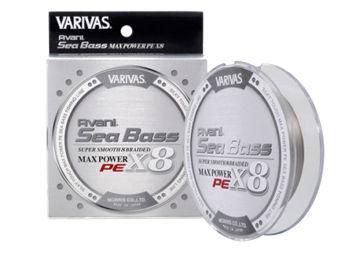 Immagine di Varivas Avani Sea Bass PE Max Power X8 Stealth Grey